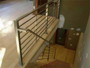 Balcony Stainless Steel Rails in Lagos. Rolabik Ventures Limited