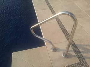 Stainless Steel Hand Rails Supplies And Installation Services By Rolabik Ventures Limited From