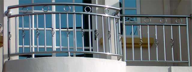 Stainless Steel Hand Rails Supplies And Installation