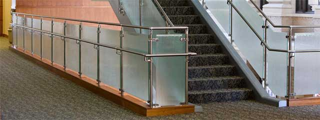 Glass Railing In Lagos Nigeria By Rolabik Ventures Limited